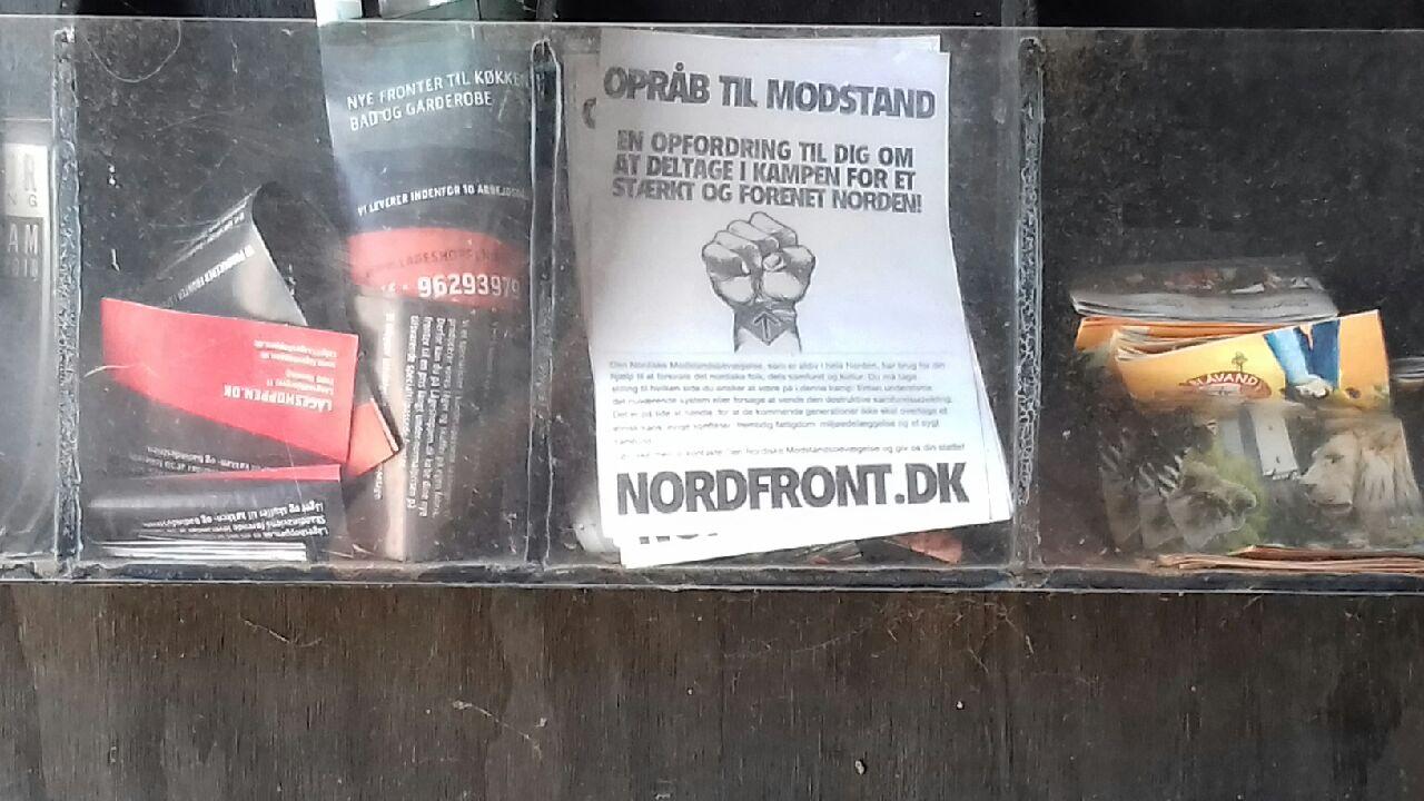Propagandaspredning i Ringkøbing-Skjern Kommune