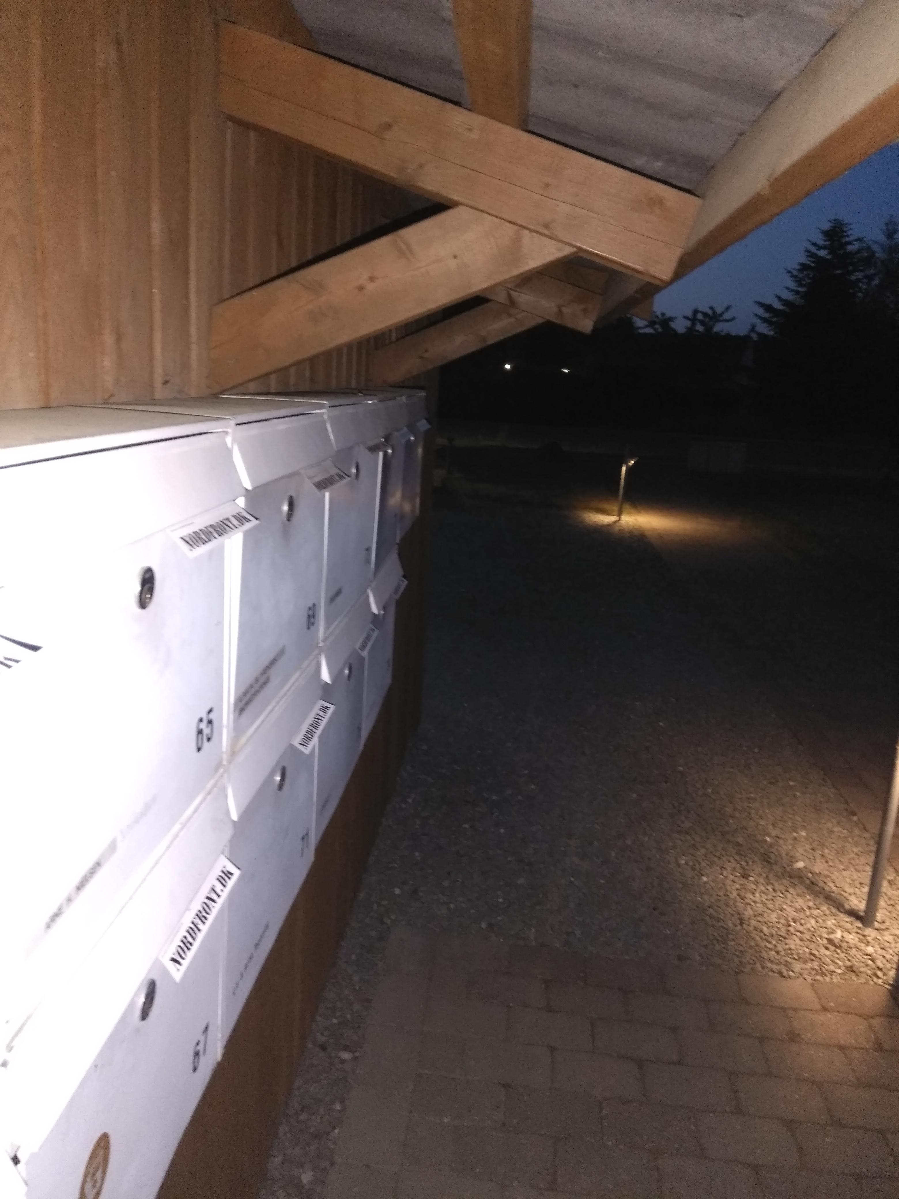 Flyveblade i Halsnæs Kommune
