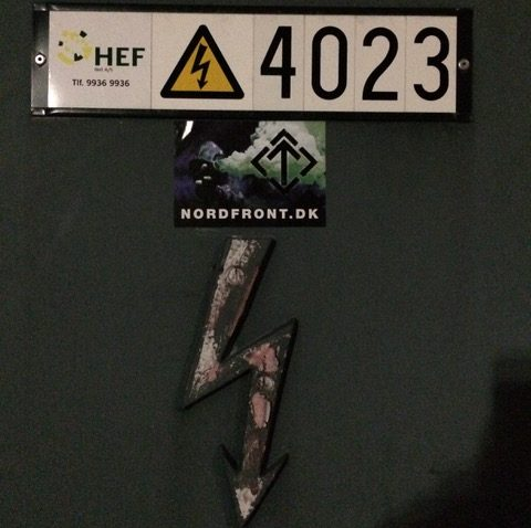 Propagandaspredning i Aalborg Kommune