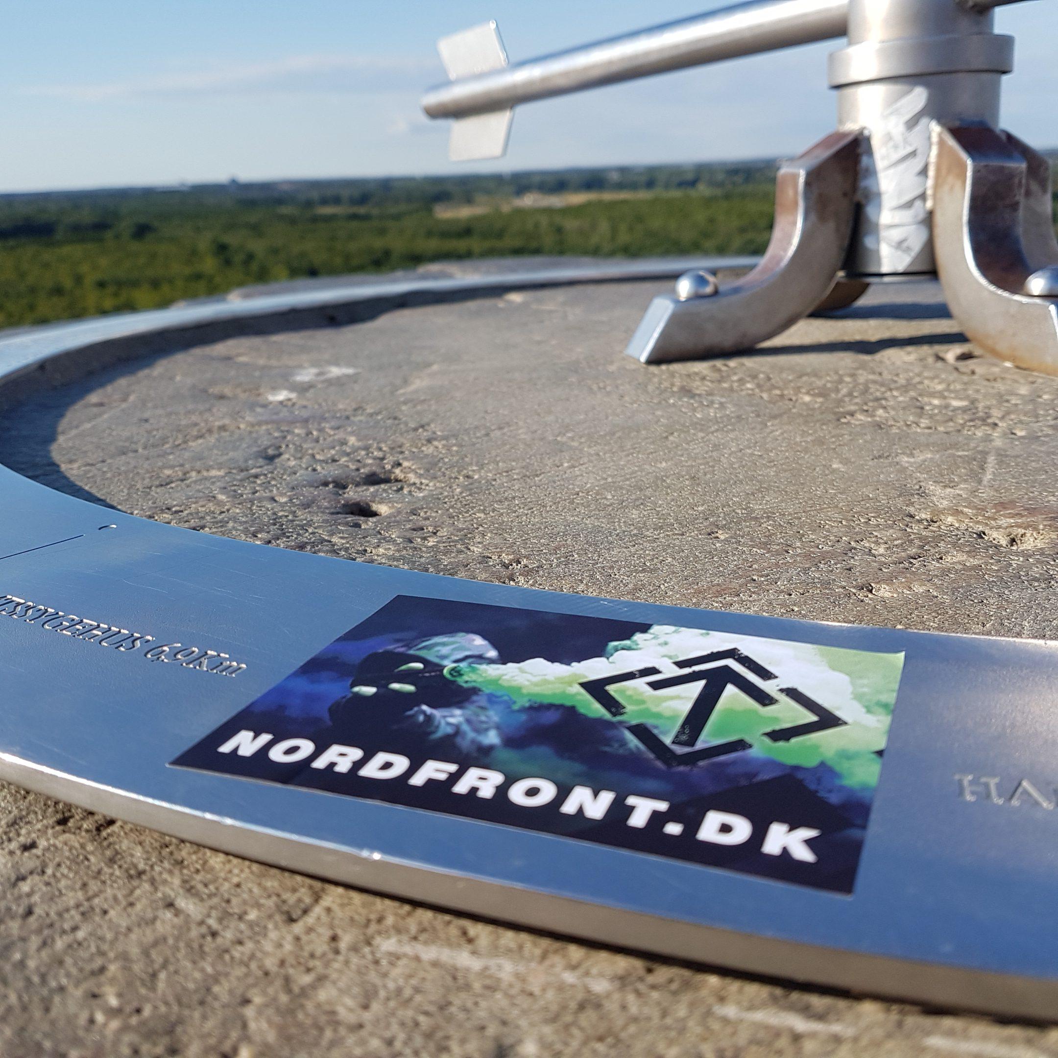 Klistermærker i Albertlund Kommune