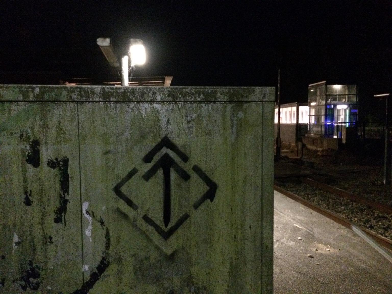 Spraymotiver i Mariagerfjord Kommune