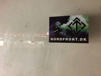 Propagandaspredning i Mariager-fjord kommune