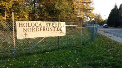 Kampagnebanner i Jonstrup