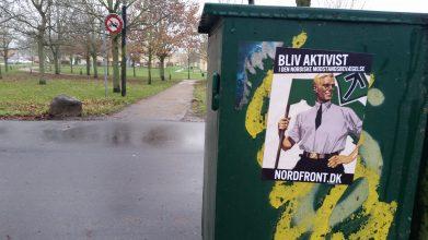 Plakater i Holbæk