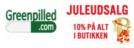 3b840badfed Juleudsalg og konkurrence på netbutikken Greenpilled.com - Nordfront.dk