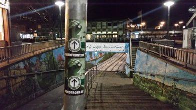 Klistermærker i Holbæk
