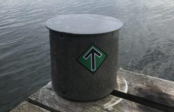 Klistermærker ved Furesø