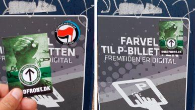 Propagandaspredning i København