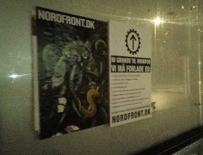 Plakatopsætning i Randers