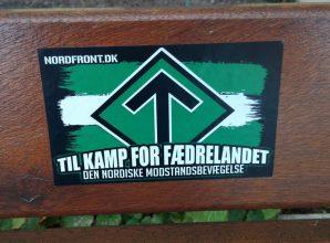 Opsætning af klistermærker i Frederikshavn