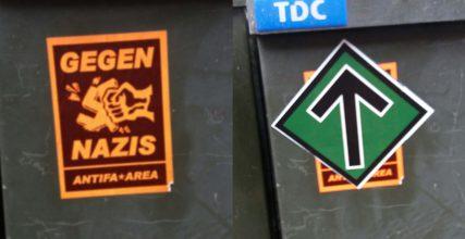 Stor propagandaaktion i Århus
