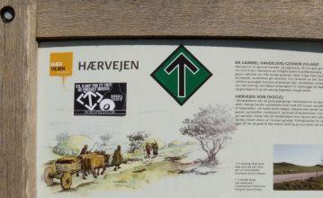 Skovvandring og propagandaspredning i rede 3
