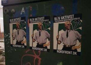 Plakater i Virum