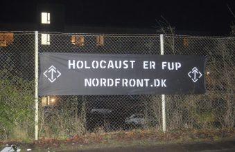 Holocaust er fup-aktivisme i Randers