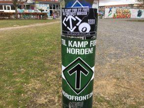 Plakater og klistermærker i Aalborg