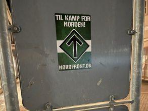 Propagandaspredning i Nyborg