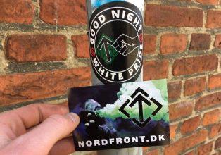 Propagandaspredning og oprydning i Aalborg