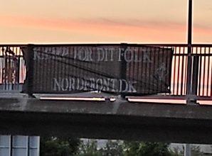 Banneraktivisme i København